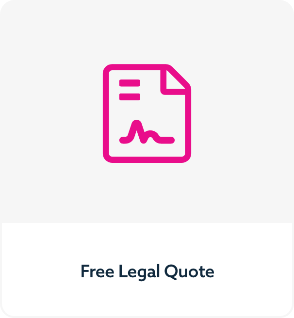 Free legal quote