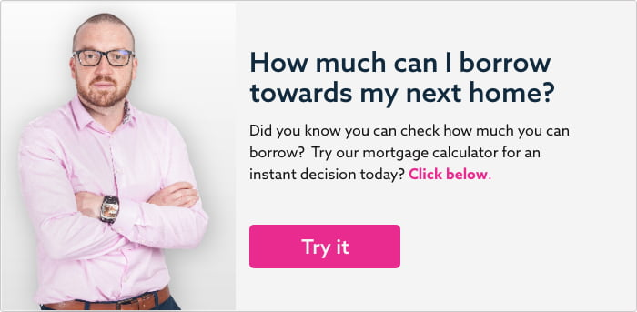 how much can you borrow for your next home
